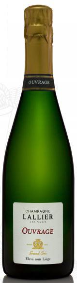 Champagne Lallier Grand Rose' Brut Grand Cru - champagne